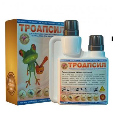 Троапсил 100мл купить в Москве в Интернет-магазине СанитексЭко