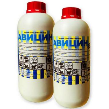 АВИЦИН 1л купить в Москве в Интернет-магазине СанитексЭко