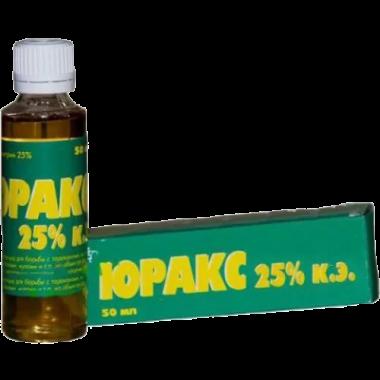 ЮРАКС 50мл купить в Москве в Интернет-магазине СанитексЭко