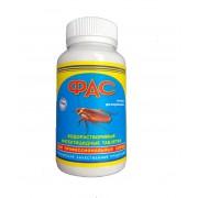 Таблетки ФАС от тараканов, клопов
