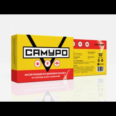 Самуро дымовая шашка купить в Москве в Интернет-магазине СанитексЭко